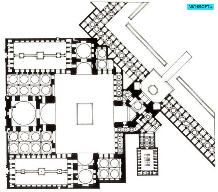 تحلیل مسجد امام اصفهان