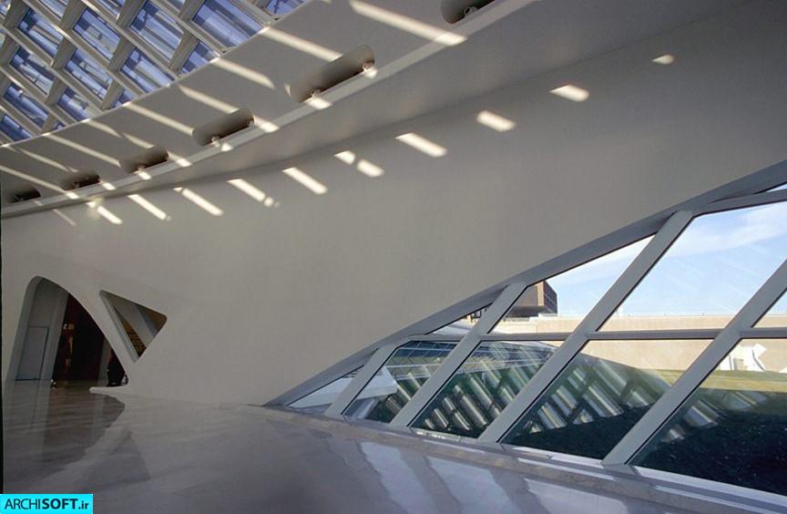 تحلیل موزه هنر میلواکیتحلیل موزه هنر میلواکی