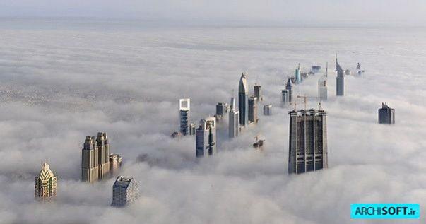 تحلیل برج خلیفه دبی