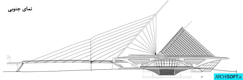 تحلیل موزه هنر میلواکی