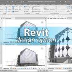 دیزاین آپشن design option در نرم افزار رویت revit