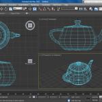 نرم افزار 3DMAX