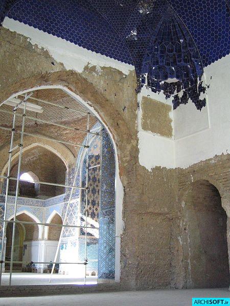 سبک معماری آذری
