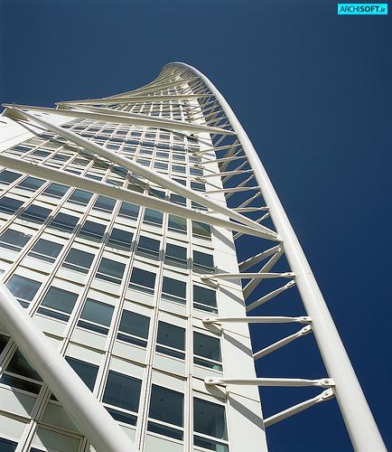 برج چرخان Turning Torso