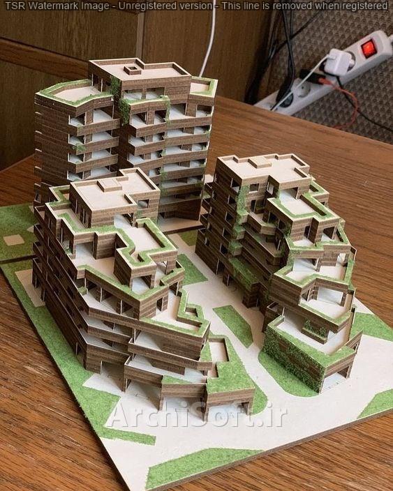 ماکت معماری