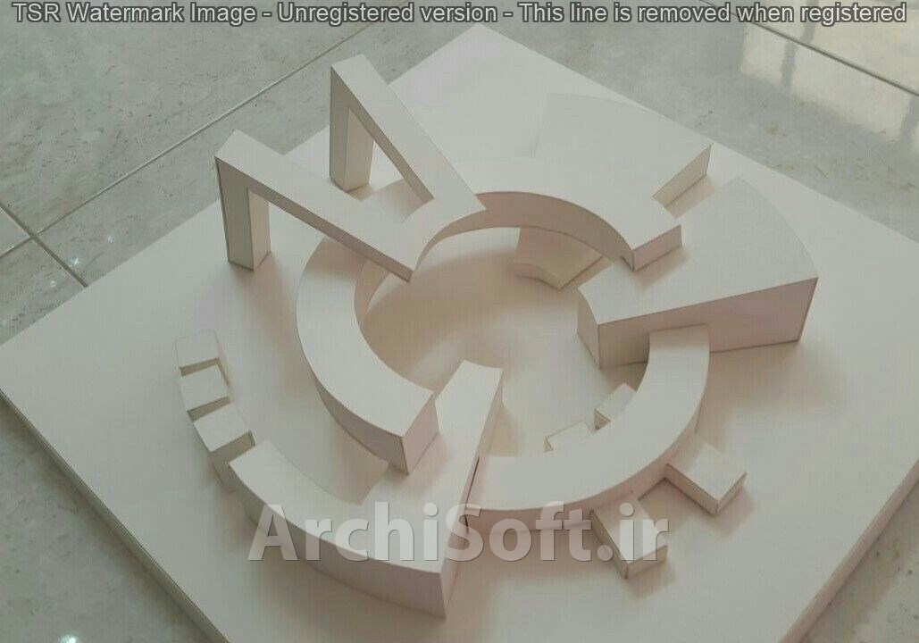 ساخت ماکت