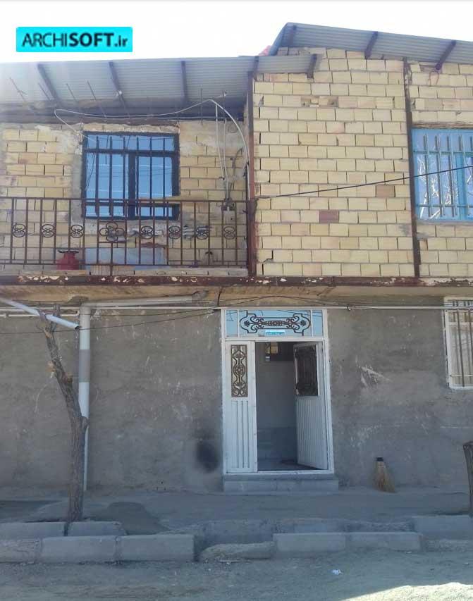دانلود فایل پاورپوینت روستا حسین آباد